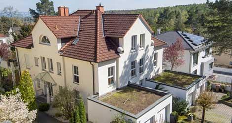 Hessen Immobilien Luftbilder Luftaufnahmen mit Drohne