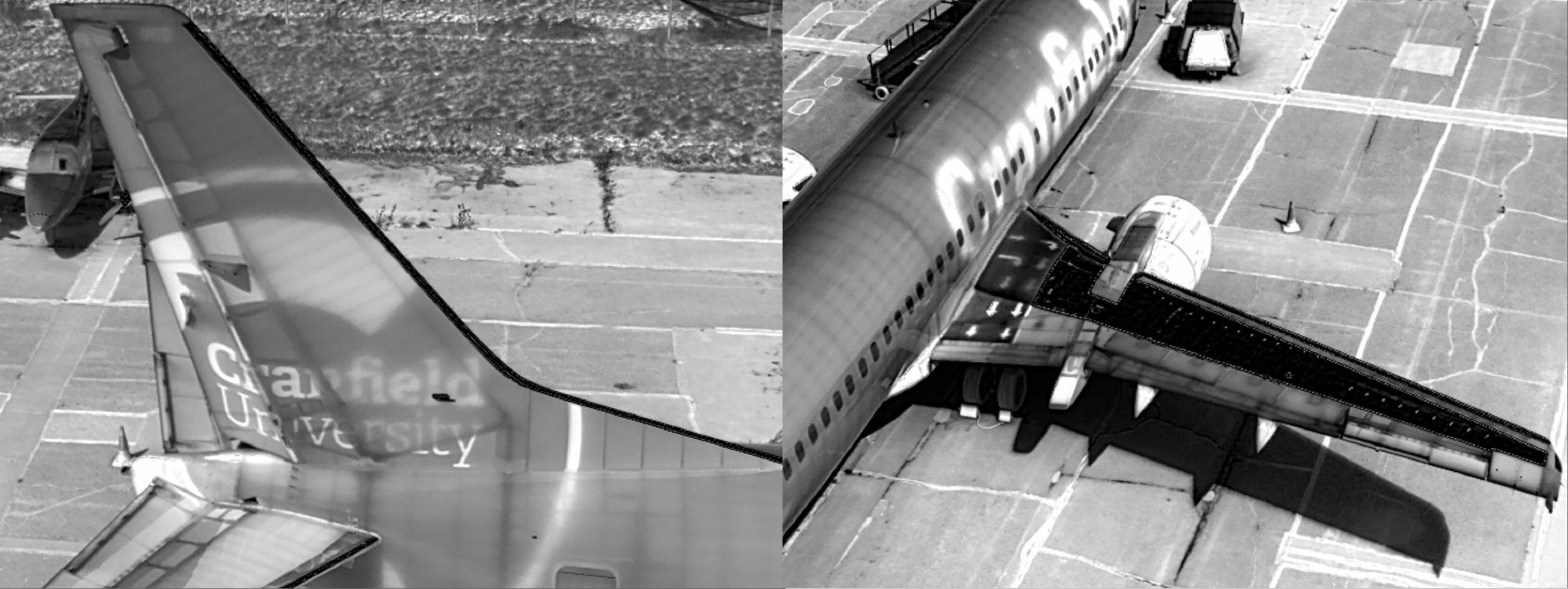 Strukturanalyse Boeing 737
