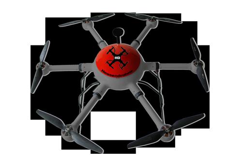 Drohne-Sonderentwicklungen